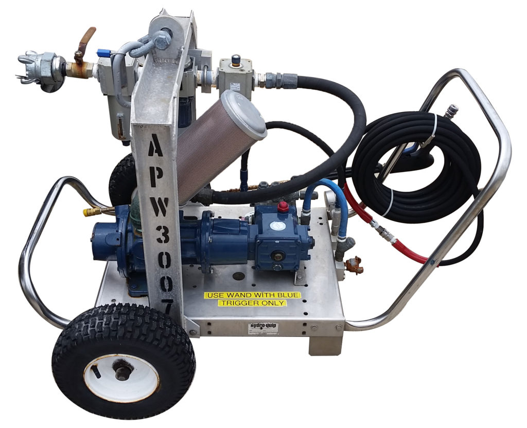 Pressure Washer Air Cleaner : Air and diesel pressure washers for rent