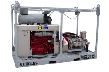Waterblasting Equipment